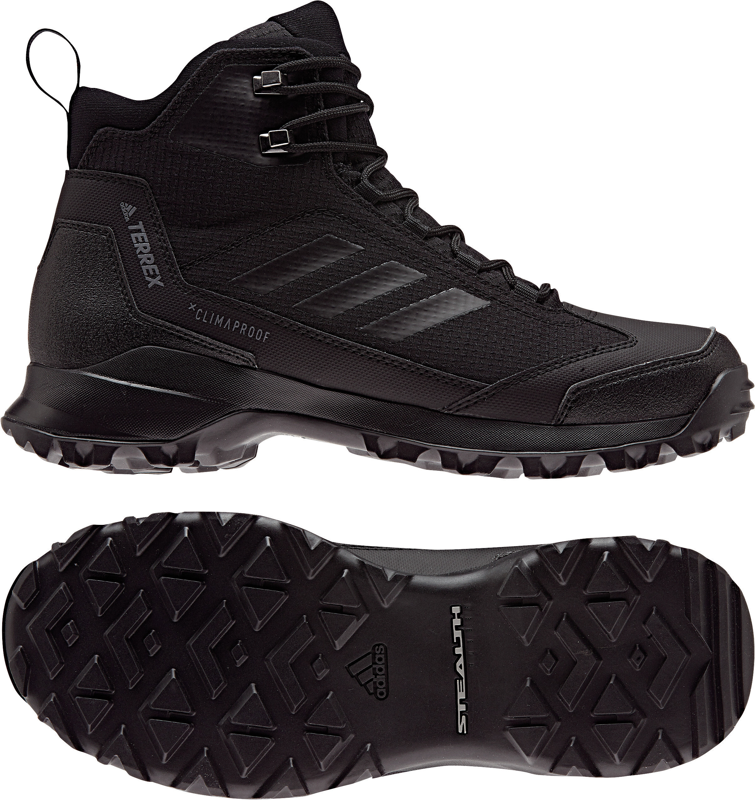 best sneakers ac44d a8477 adidas TERREX Heron Shoes Men black